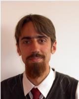 Imre Gábor doktorandusz fényképe